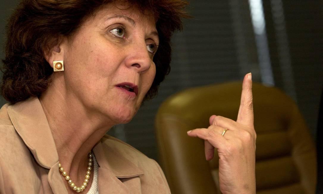 Norma Parente diz que atuação da CVM poderia ser mais rápida Foto: Valor Econômico