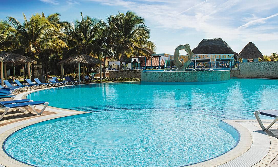 Hotéis como o Iberostar Mojito, em Cayo Coco, ganham espaço em Cuba Foto: Divulgação