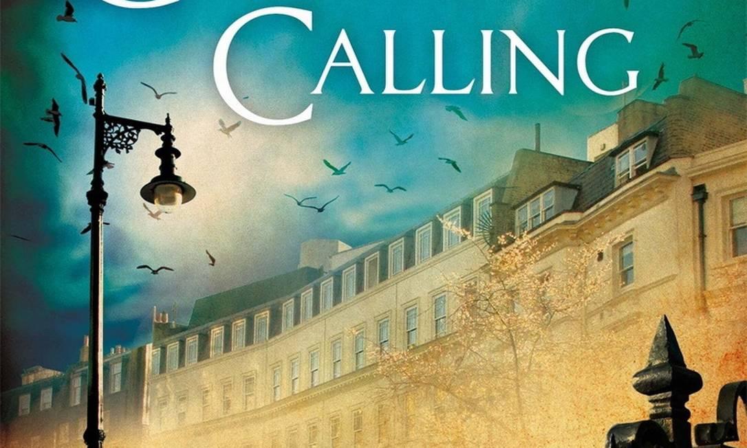 Livro de Cuckoo's Calling de J. K. Rowling publicado sob o pseudônimo Robert Galbraith Foto: Divulgação