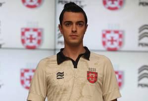 O uniforme número 3 do Vasco Foto: Divulgação / Vasco