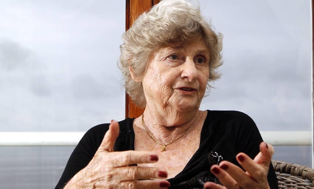 Bertha tinha paixão pela Amazônia e fez de tudo para exaltá-la Foto: Fábio Rossi / Fábio Rossi/24-11-2010
