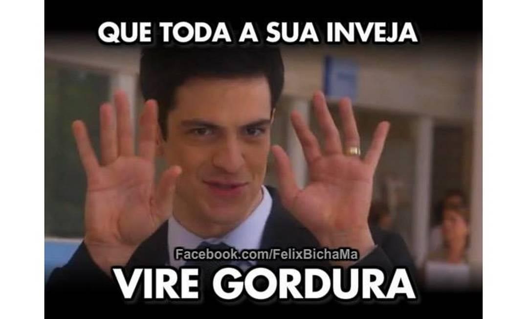 "Terceiro lugar. A comunidade virtual foi criada após o primeiro capítulo da novela ""Amor à vida"", da Rede Globo"