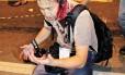 Fotógrafo japonês da France Presse foi ferido por golpe de cassetete de policial durante protesto -