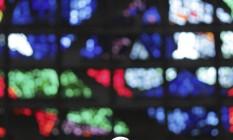 Papa Francisco participa de encontro com argentinos na Catedral Metropolitana do Rio Foto: UESLEI MARCELINO / REUTERS
