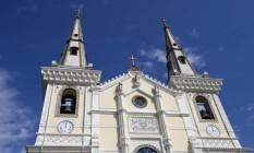 Igreja da Penha Foto: Ana Branco / O Globo