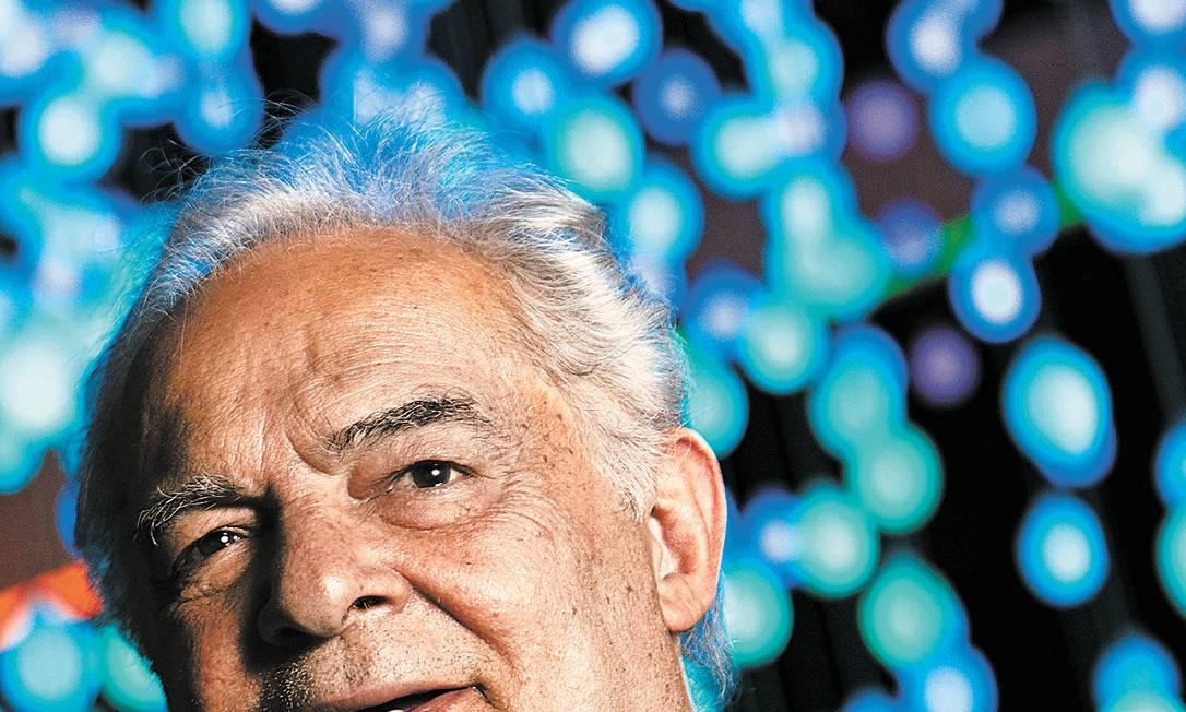 Brechtiano. Nascido em Tucano (BA), em 1933, Othon Bastos está filmando um longa em Brasília e ainda tem outro e mais um telefilme prontos para estrear Foto: André Coelho / André Coelho