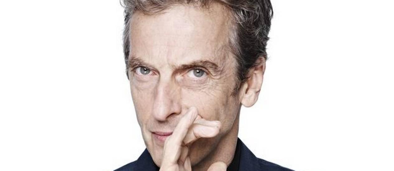Peter Capaldi: protagonista de 'Doctor Who' Foto: Divulgação