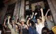 Ocupação da Aldeia Maracanã começou na noite de segunda-feira -