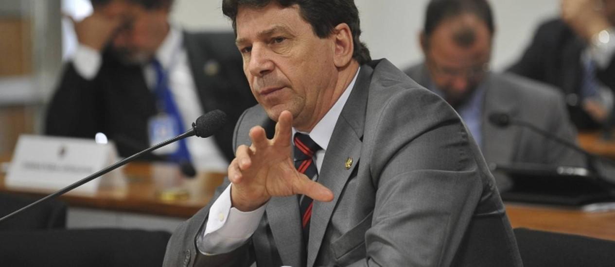 O senador Ivo Cassol Foto: Agência Brasil