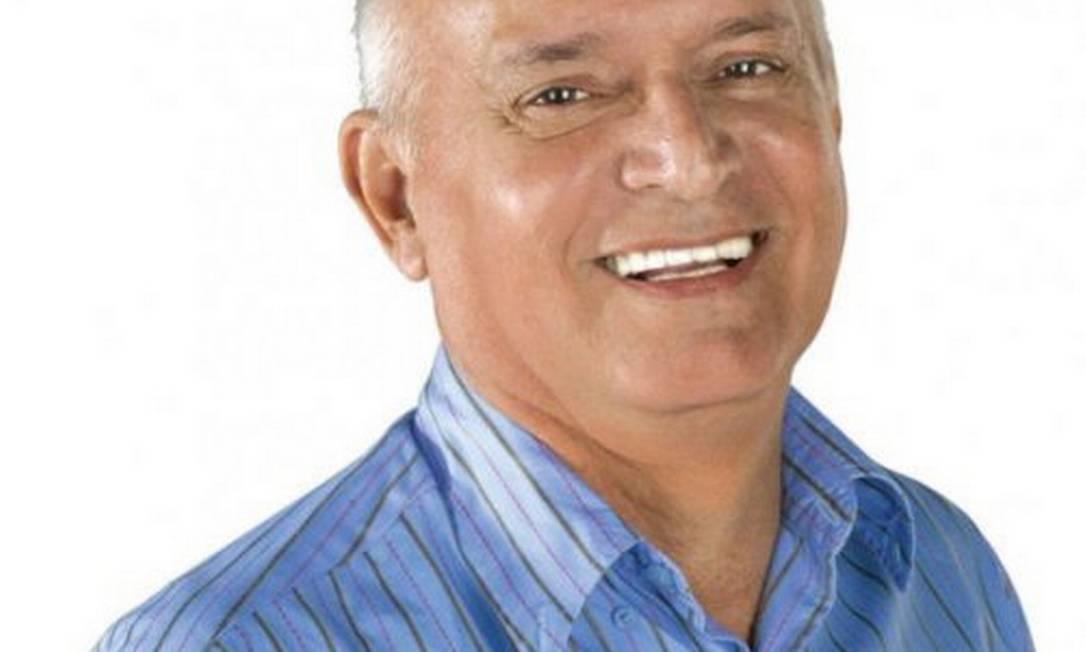 O vereador Professor Uóston do PMDB: canditato à presidência da CPI Foto: Reprodução