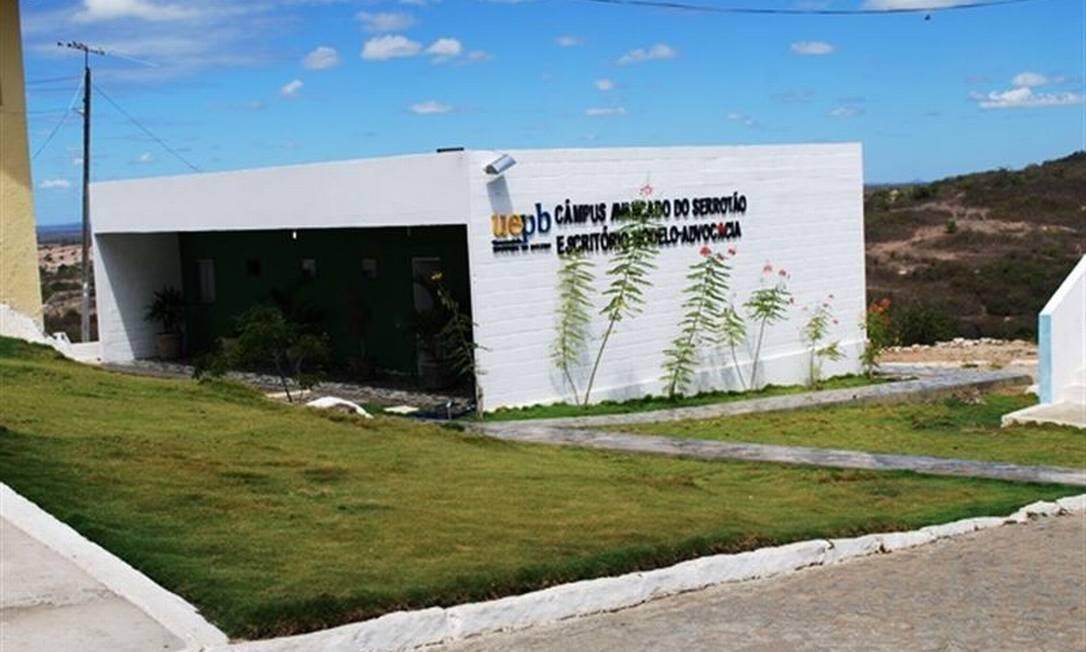 Campus será inaugurado no próximo dia 20 Foto: Divulgação / Secom-PB