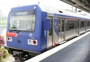 Licitações do metrô de São Paulo são alvo de investigações por suspeita de cartel Foto: Divulgação