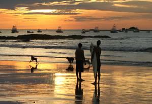 Costa Rica. 25% do território são protegidos por reservas e parques Foto: Paula Autran / Paula Autran