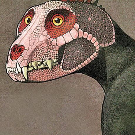 Gato. Assustador como um dino Foto: John Conway/Irregular Books