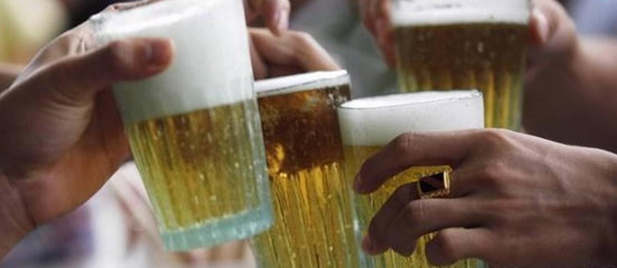 Cerveja vai ficar mais cara em setembro Foto: Reuters