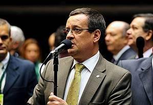Beto Albuquerque foi escolhido pelo PSB para ser vice na chapa de Marina Silva Foto: Agência Câmara