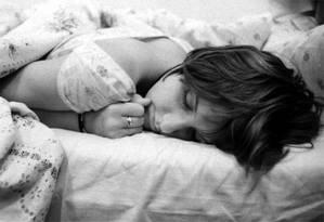 Tome cuidados ao dormir de bruços Foto: Divulgação / Stock Photo