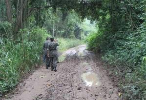 Parte do terreno em Deodoro onde o estado quer construir o novo autódromo - Foto: Divulgação / Arquivo 6/6/2012