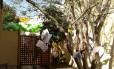Espaço foi montado com ajuda de verba reunida em festa junina