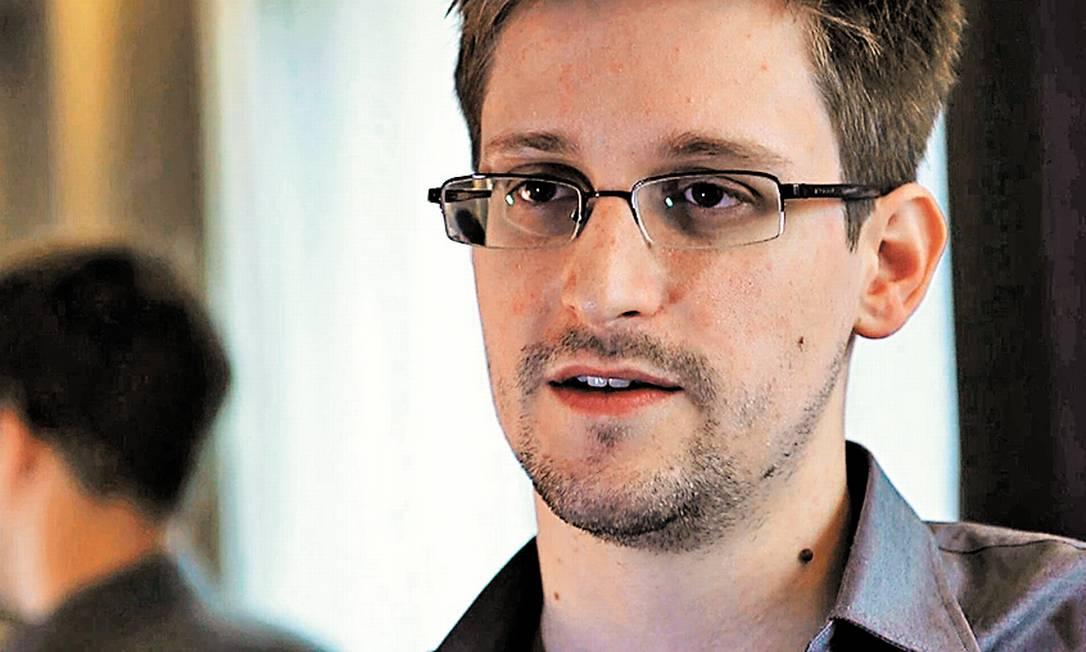 Edward Snowden. Ex-técnico da NSA revelou a rede secreta de vigilância aos cidadãos Foto: The Guardian / REUTERS/6-6-2013