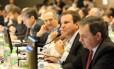 Reunião de inspeção do COI contou com a presença do prefeito Eduardo Paes -