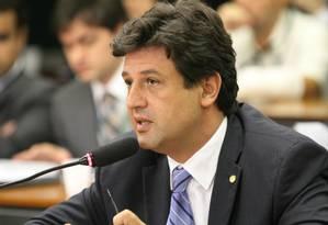 Deputado federal Luiz Henrique Mandetta (DEM-MS) Foto: Divulgação