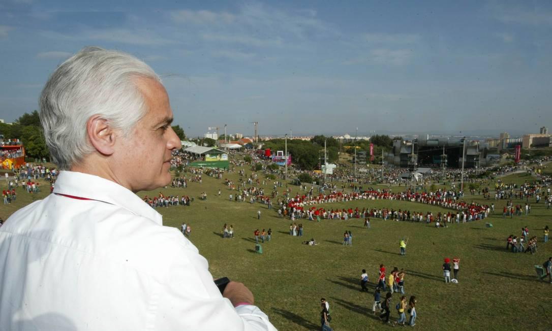 Roberto Medina acredita que seu festival é muito melhor que os estrangeiros Foto: Divulgação