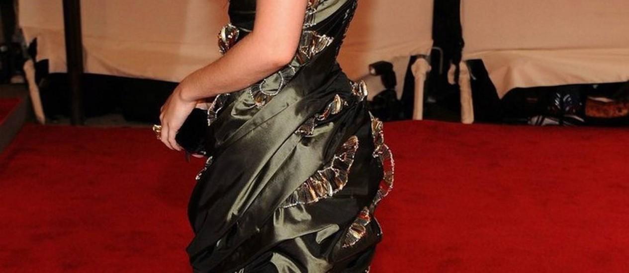 Nome da atriz Lily Collins lidera a lista internacional da McAfee. Foto: Foto: Reprodução