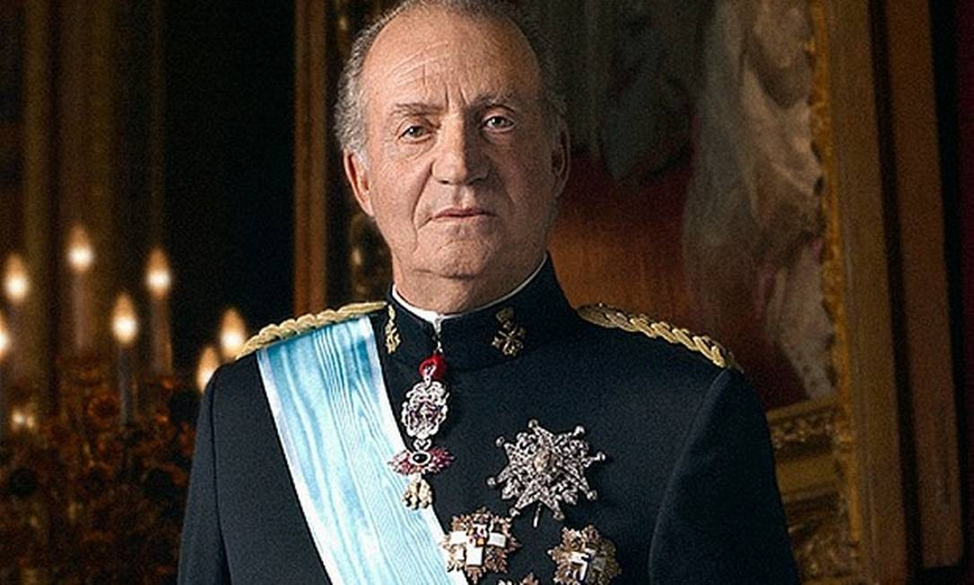 Rei de Espanha, Juan Carlos I Foto: Reuters