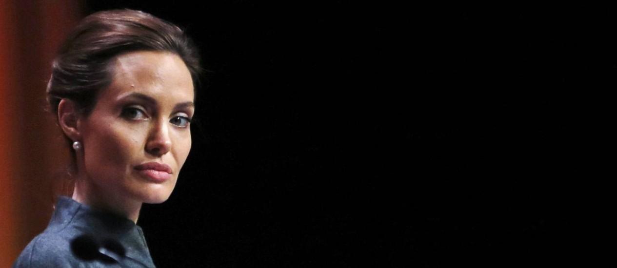 Angelina Jolie Foto: Lefteris Pitarakis / AP
