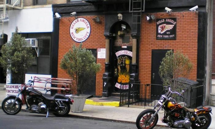 Filial dos Hells Angels em Nova York Foto: David Shankbone / Wikimedia Commons