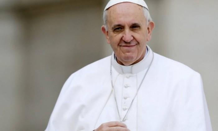 Liderando as especulações, o papa Francisco é um ícone de popularidade Foto: AP