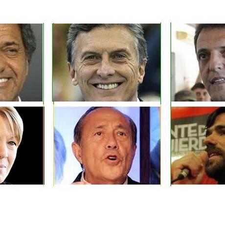 Prospostas dos candidatos argentinos se concentram em saúde, economia, educação e segurança pública Foto: