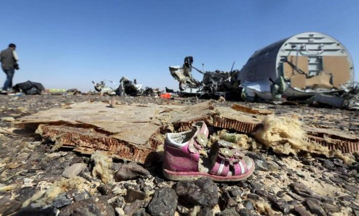 A aeronave estaria a 30 mil pés do chão Foto: Reuters
