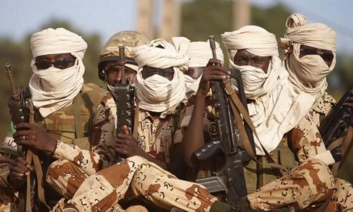 Militantes do Boko Haram Foto: GORAN TOMASEVIC / Reuters