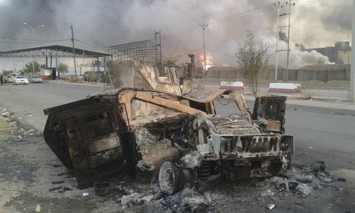Estado Islâmico Foto: Reuters