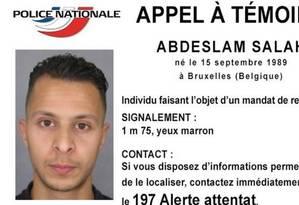 Polícia acredita que o jihadista Salah Abdeslam tenha se escondido em Bruxelas desde ataques Foto: Reprodução