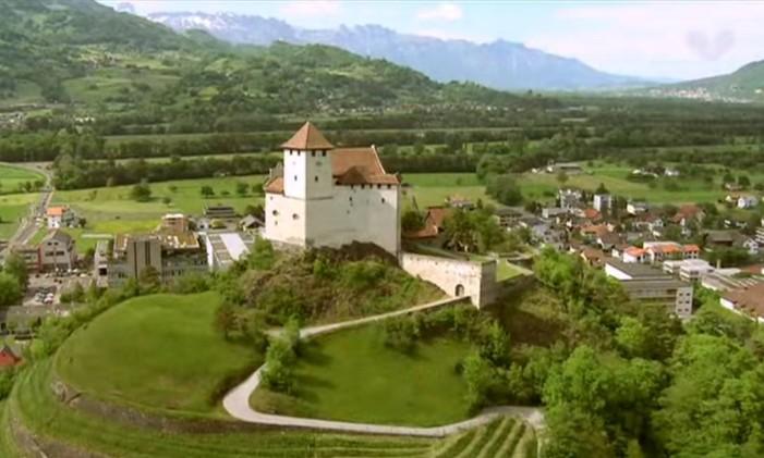 Principado de Liechtenstein Foto: Reprodução/Youtube