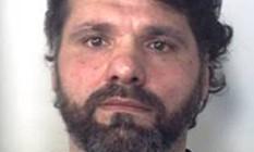 Ernesto Fazzalari, do grupo mafioso da Ndrangheta, da Calabria Foto: Italian Police / Via AP
