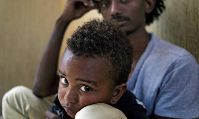 Unicef: 50 milhões de crianças no mundo forçadas a fugir
