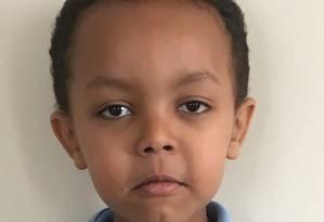 Isaac Paulous, 5 anos: a vítima mais jovem no incêndio da Grenfell Tower Foto: Polícia Metropolitana de Londres / Reuters
