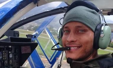Óscar Pérez, piloto da Brigada de Ações Especiais da Venezuela Foto: Reprodução
