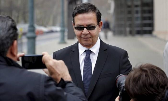 Rafael Callejas, ex-presidente de Honduras Foto: Lucas Jackson / Reuters