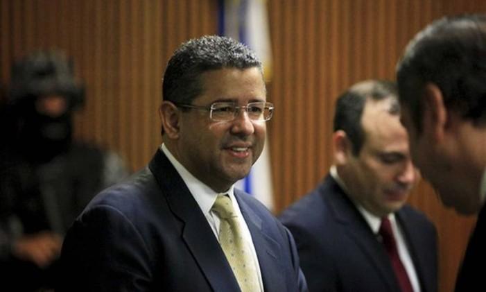 O ex-presidente de El Salvador, Francisco Florea Foto: Jose Cabezas / Reuters
