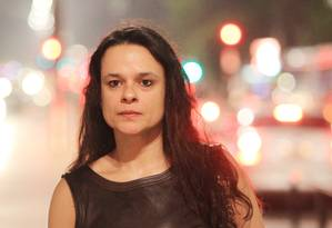 A advogada brasileira Janaína Paschoal Foto: Foto Marcos Alves / Agencia O Globo.