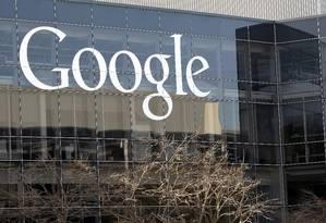 Sede da Google em Mountain View, Califórnia (EUA) Foto: Marcio Jose Sanchez / AP