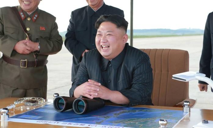 Coreia do Norte: 'Faremos com que EUA paguem com nosso poder nuclear'