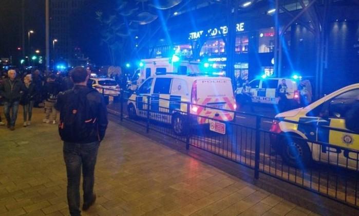 Seis feridos num ataque com ácido em Londres