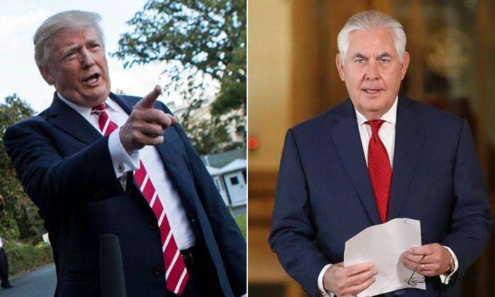 Trump desejaria multiplicar por 10 arsenal nuclear dos EUA