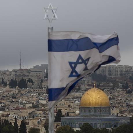 Vista da Cidada Velha de Jerusalém Foto: Oded Balilty / AP